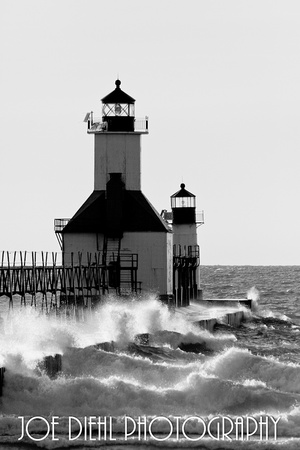 Benton Harbor Lighthouse