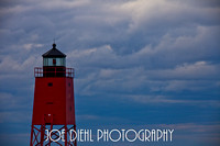 Charlevoix South Pier Lighthouse